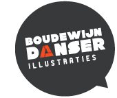 Boudewijn Danser illustraties